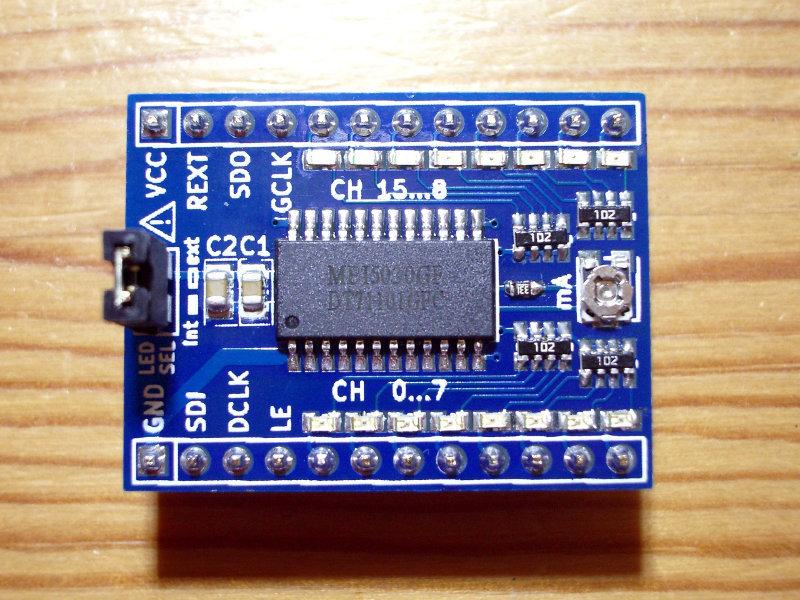 MBI5030 Starter Kit