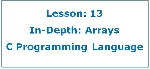 Arrays in C Programming