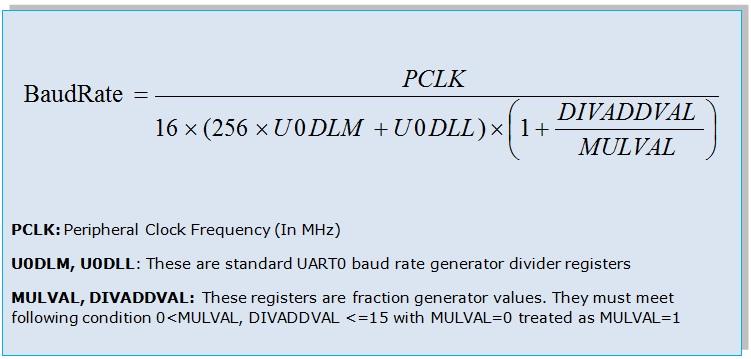 Msp430 uart baud rate calculator