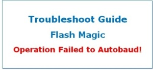 Featured Autobaud Failed