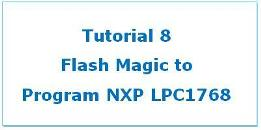 Flashmagic Program NXP LPC1768