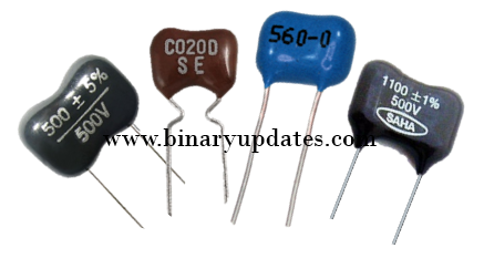 Different Types of Mica Capacitor