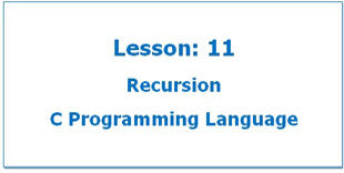 Recursion-in-C-Programming