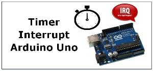 Timer Interrupt in Arduino Uno