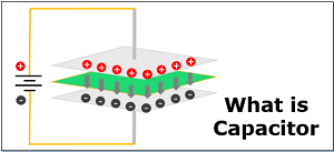 What is Capacitor - Featured Image